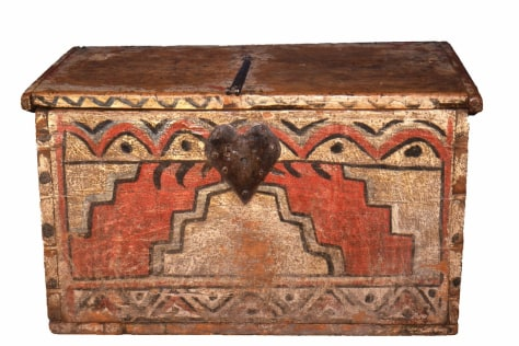 Image: Painted chest