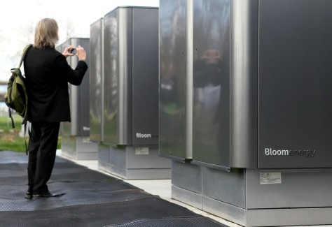 Image: Bloom Energy Touts Breakthrough In Affordable Energy Technology