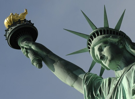Image: The Statue of Liberty