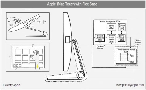 Image: Apple patent drawing