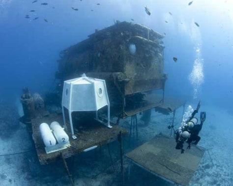 Image: Aquarius Reef Base