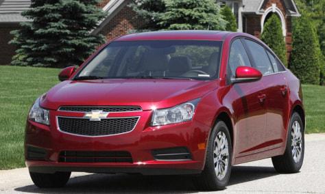 Image: Chevrolet Cruze
