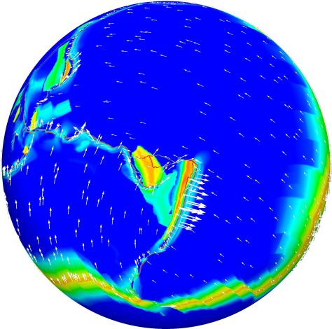 Image: Seismic model