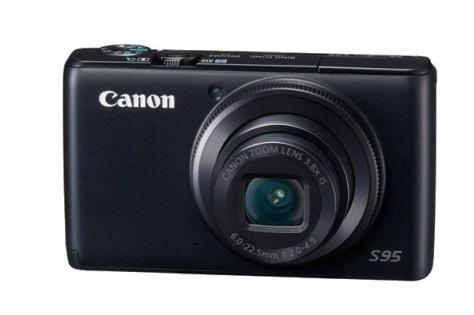 Image: Canon PowerShot S95