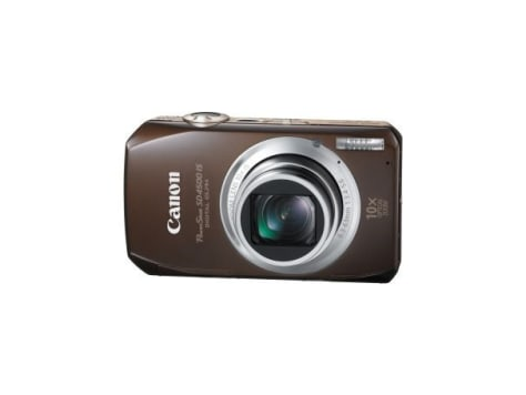Image: Canon PowerShot SD4500 IS