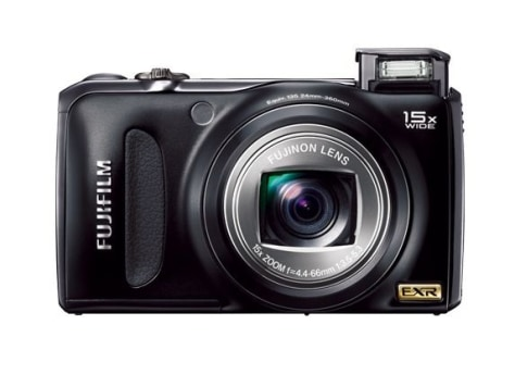 Image: Fujifilm FinePix F300EXR