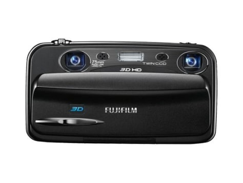 Image: Fujifilm FinePix Real 3D W3