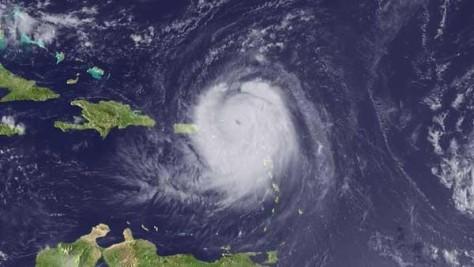 Image: Hurricane Earl