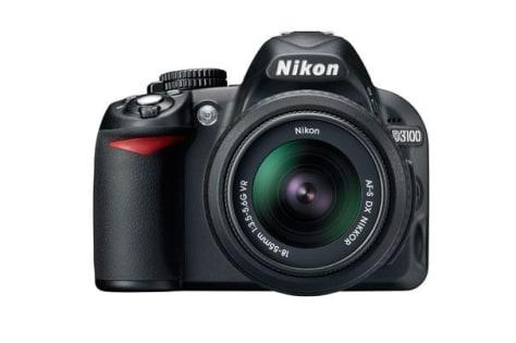 Image: Nikon D3100