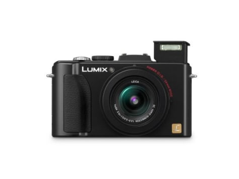 Image: Panasonic Lumix DMC-LX5