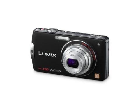 Image: Panasonic Lumix DMC-FX700