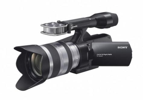 Image: Sony Handycam NEX-VG10