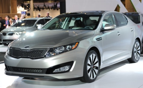 Kia moves to change its image hamsters and all  Business  The