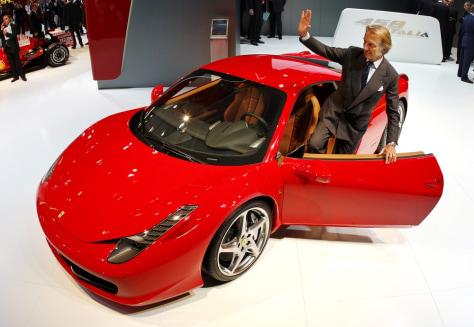 Image: Ferrari 458 Italia