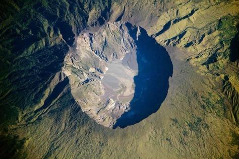 Image: Big Tambora volcano