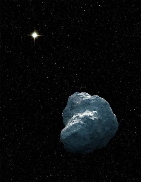 Image: Trans Neptunian object