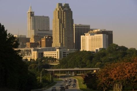 Image: Raleigh, N.C.