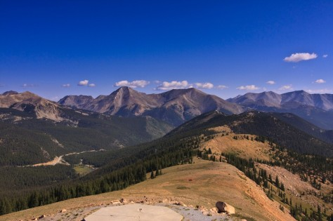 Image: Mount Evans Scenic Byway