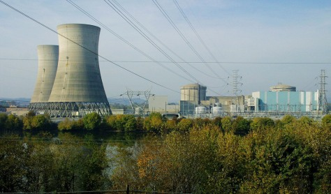 Image: Three Mile Island nuclear plant