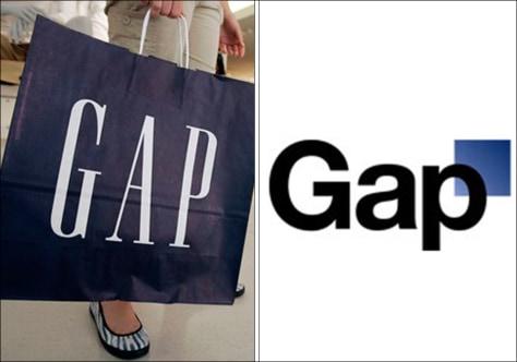 Image: Gap logos