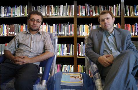 Image: Sajjad Ghaderzadeh and Houtan Kian