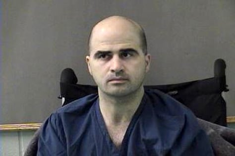 Image: U.S. Major Nidal Hasan