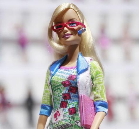 Image: Barbie Mattel