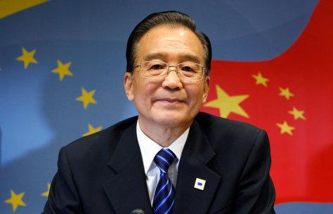 Image: Chinese Premier Wen Jiabao
