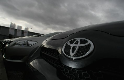 Image: Toyota Forecasts Its First Operating Loss in 71 Years