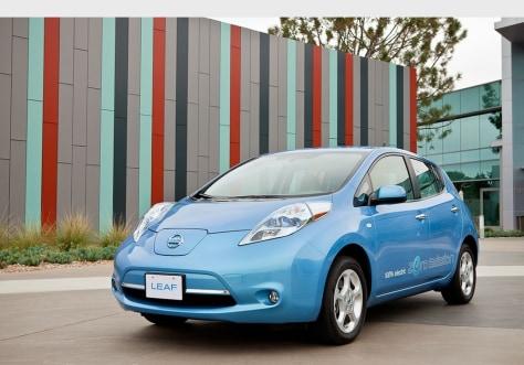 Image: Nissan Leaf