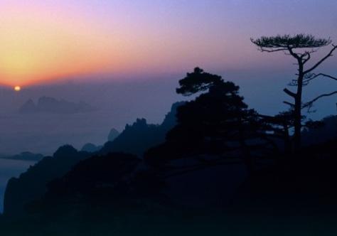Image: Sanqingshan National Park