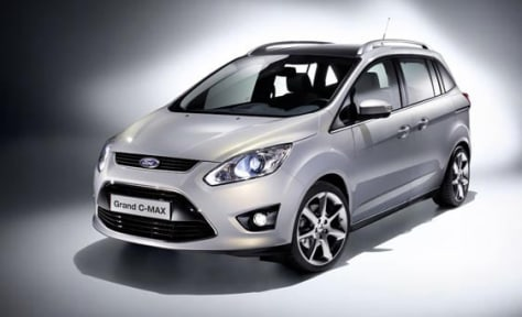 Image: Ford's C-Max