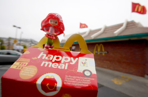 Image: A Happy Meal box