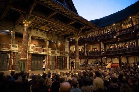 Image: Globe Theatre