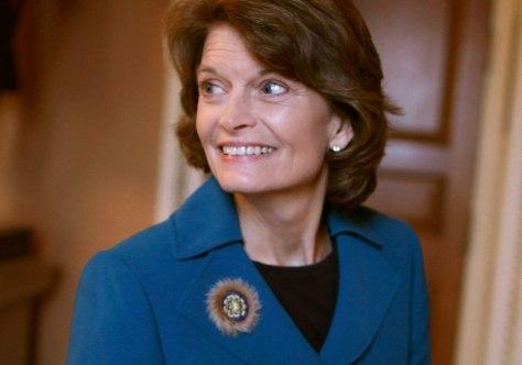 Image: Sen. Lisa Murkowski