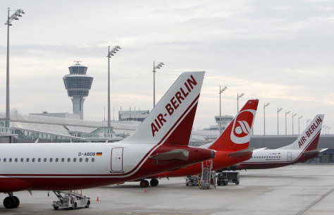 Image: Air Berlin jets
