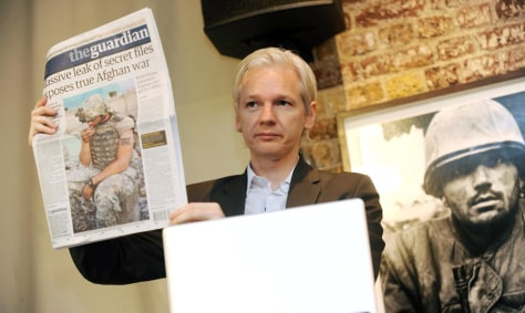 Image: Wikileaks release 250,000 secret messages more