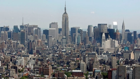 Image: New York City skyline