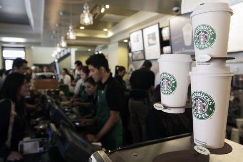 Image: El Salvador Starbucks