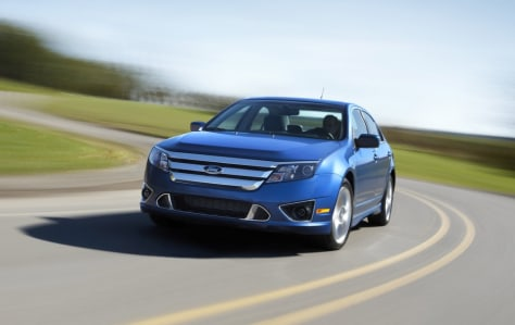 Image: 2011 Ford Fusion