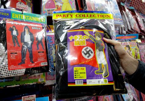 Image: Nazi costume