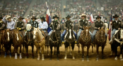 Image: National Finals Rodeo