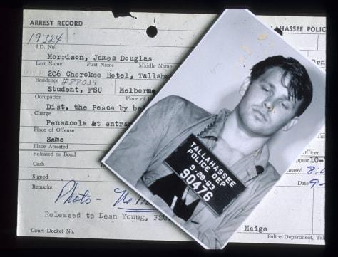 Image: Jim Morrison