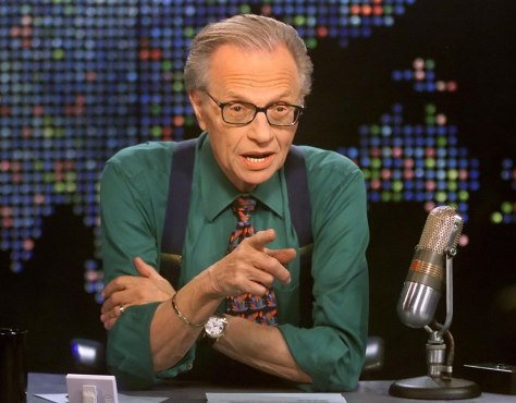 Image: Larry King