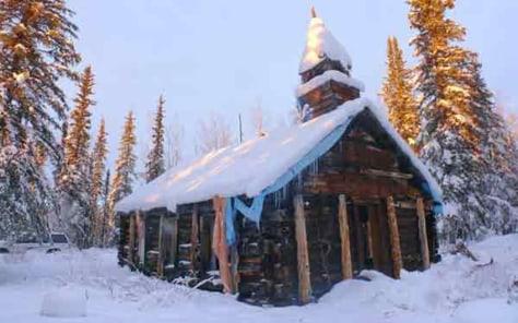 Image: Snag, Yukon Territory, Canada (-83.02 Fahrenheit/-63.9 Celsius)