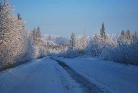 Image: Verkhoyansk, Siberia (-93.64 Fahrenheit/-69.8 Celsius)