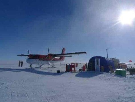 Image: Vostok, Antarctica (-128.56 Fahrenheit/-89.2 Celsius)