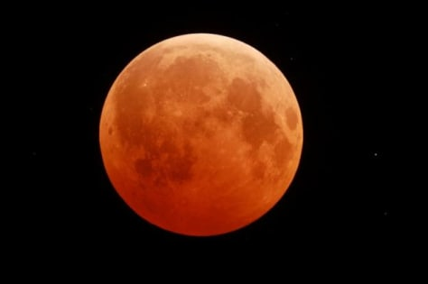 Image: Dec. 20 total lunar eclipse