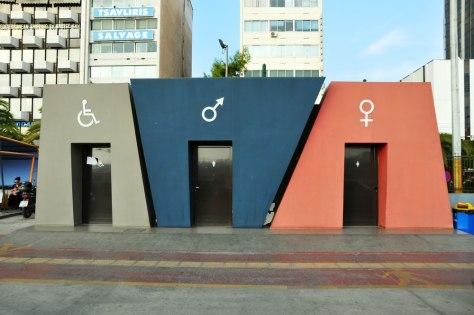 Image: Piraeus toilets