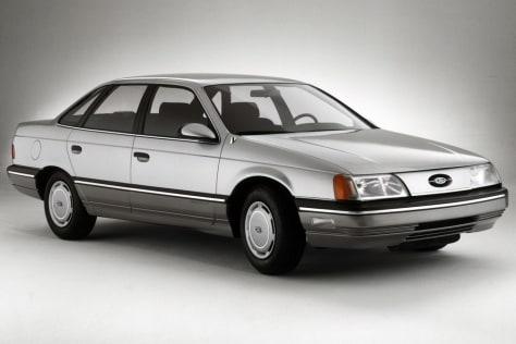 Image: 1986 Ford Taurus